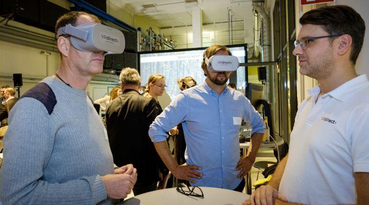 """Ergebnispräsentation SparX-Lab """"Industrie 4.0"""" und """"Digitaler Mittelstand"""""""