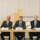 Jahrespressekonferenz der Unternehmensverbände Berlin-Brandenburg