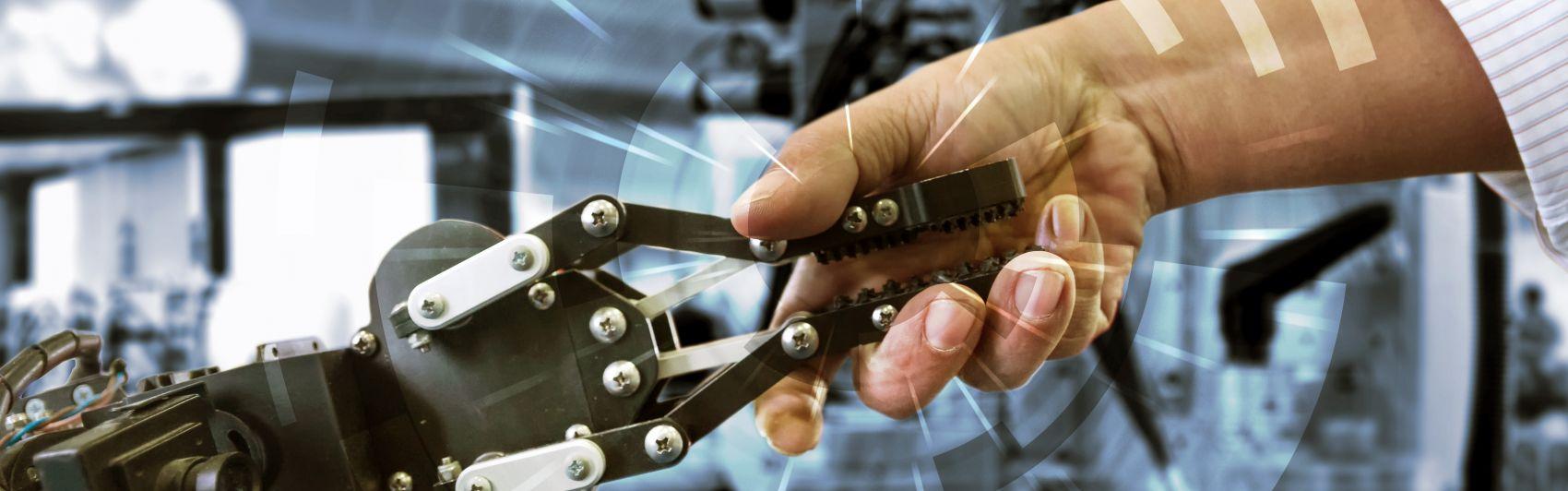 Zukunft der Arbeit, MINT, Industrie 4.0, Digitalisierung, digitale Arbeit, Roboter, Mensch-Maschine-Interaktion, KI