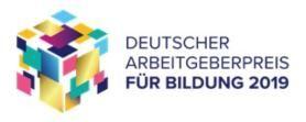Deutscher Arbeitgeberpreis für Bildung