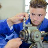 Betriebliche Ausbildung in der Metall- und Elektroindustrie
