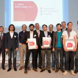Die BPW-Sieger 2014 in der Kategorie Canvas