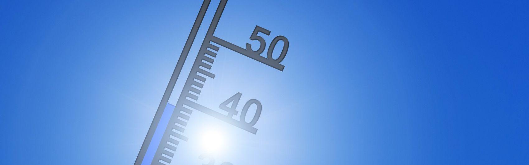 Sommer Hitze Sonne