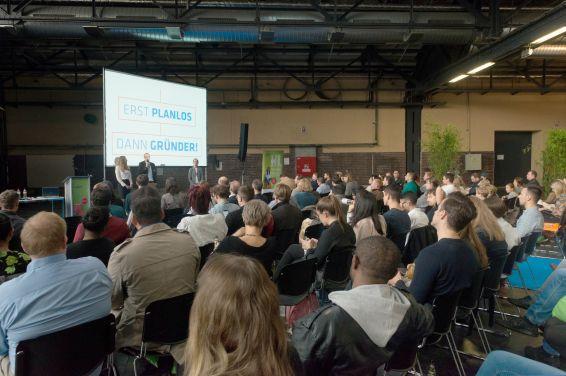 Businessplan-Wettbewerb Berlin-Brandenburg Auftakt 2018